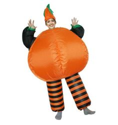 Vantina Inflatable Pumpkin Costume Suit Halloween Fancy Dress Jumpsuit Cosplay Tag a friend who would should wear this! Pumpkin Halloween Costume, Halloween Fancy Dress, Halloween Cosplay, Halloween Outfits, Halloween Pumpkins, Halloween Costumes, Adult Halloween, Halloween Decorations, Christmas Costumes For Adults