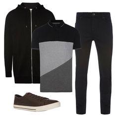 "1,096 curtidas, 37 comentários - primark.MAN (@primark.man) no Instagram: ""Mad for longline! Longline hoodie £12/€15, Polo £8/€10, Jeans £10/€12, Trainers £10/€13 #Primark…"""