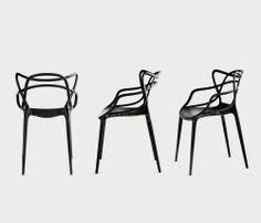 PHILIPPE STARCK - Modelo:SMARCK - Cadeira Allegra Rivatti