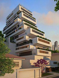 Realizado em parceria com o arquiteto Isay Weinfeld e eleito o Overall Winner- melhor projeto entre todas as categorias – do MIPIM Architectural Review Future Projects 2012, o Oka possui apenas 8 apartamentos.