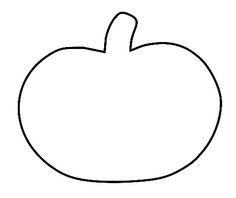 Free Halloween Silhouette Patterns: Pumpkin or Jack-O-Lantern