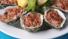Oysters With Bacon