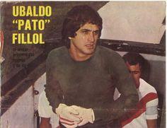 Pato Fillol #Arquerazo #Idolo #River #Campeon School Football, Carp, Messi, Old School, Thankful, Love, Champs, Frames, Sports
