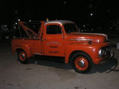 Ford F-1 Tow Truck