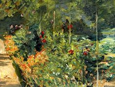 The Garden to the West of Wannsee Max Liebermann -...
