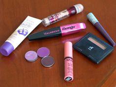 Purple Look Using MAC Eyeshadows