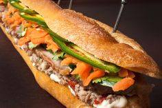 Of all the dishes to result from the French influence on the Vietnamese culture, the banh mi sandwich is one of the tastiest. The baguette, mayo, and pork may...