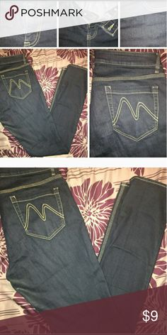 Ny & co curvy skimny jeans Adorable curvy skinny jeans from Ny & co. These are a reposh, I was hoping the waist would be a little less tight lol great condition! New York & Company Jeans Skinny