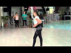 Isabelle Lady Styling Kizomba - YouTube