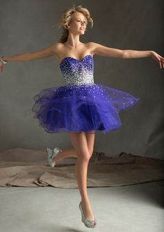 Sensual Looking Sweetheart Sleeveless Mini Party Dresses All Over Beading and Organza Homecoming Dresses Ball Gown