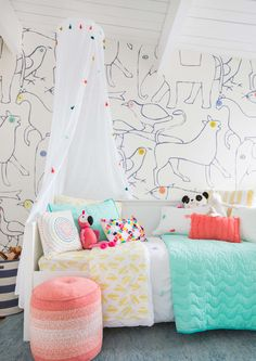 Emily Henderson_Kids Room_Budget Friendly_Target_Bright_Happy_Clean_Modern_Charlies Room_4