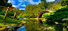 Japanese Garden HDR by Danny Lee Photography, via Flickr