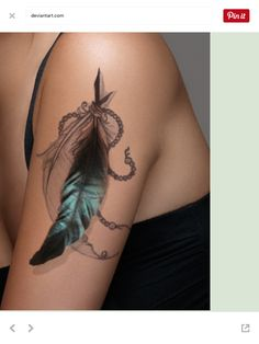 Native American Feather Tattoo, Indian Feather Tattoos, Feather Tattoo Arm, Infinity Tattoo With Feather, Feather Tattoo Design, Cherokee Tattoos, Native Tattoos, Tribal Tattoos, Forarm Tattoos