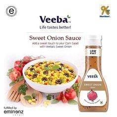 Veeba Sweet Onion Sauce - Now Available at Kharidaari.com