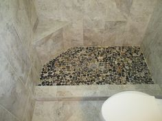 Bohemian Tile and Marble - San Diego, CA, United States. Pebble stone…