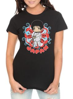 Hetalia: Axis Powers Japan Girls T-Shirt | Hot Topic