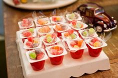 Aperitif for a wine of Gascony (Ceviche, Watermelon and Gaspacho) – Cuisine Addict Plus Mini Aperitivos, Ceviche, Mini Appetizers, Appetizer Recipes, Gluten Free Puff Pastry, Appetisers, Clean Eating Snacks, Cooking Time, Food Videos