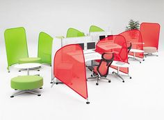 contemporary office furniture, ergonomic design for Corporate World