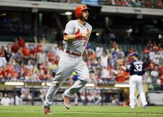 St. Louis Cardinals vs. Milwaukee Brewers - Photos - September 17, 2015 - ESPN