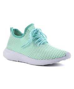 Teal Haven Sneaker