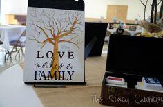Love Family Tree Adoption is Love
