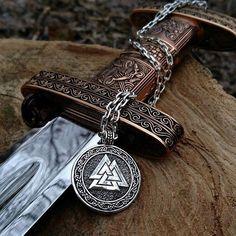 #VikingsBrand #viking #vikings #valknut #valhalla #odin #thor
