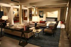 Christina Tonkin, interior designer (designed the sets for Gossip Girl). She has amazing taste!