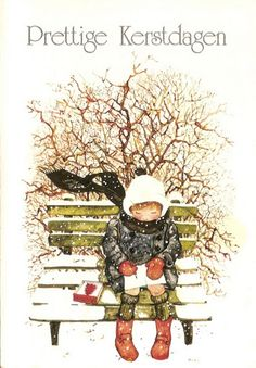 Holly Hobbie - Dutch collection Merry Christmas and Happy New Year Holly Hobbie, Toot & Puddle, Sarah Kay, American Greetings, Children's Picture Books, Merry Christmas And Happy New Year, My Collection, Vintage Cards, Happy Day