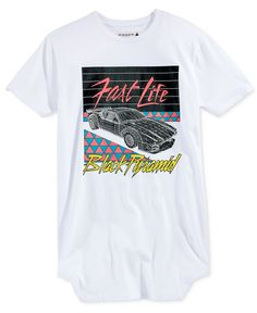 Black Pyramid Men's Fast Life T-Shirt