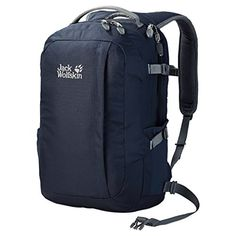 Jack Wolfskin JackPot Rucksack Night Blue 26 L >>> You can find out more details at the link of the image.Note:It is affiliate link to Amazon.