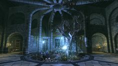 Dragonborn become Archmage - Archmage's Quarters