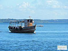 peninsula de marau, bahia, brasil