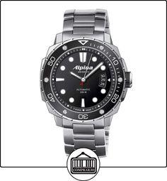 ALPINA ADVENTURE EXTREME DIVER RELOJ DE HOMBRE AUTOMÁTICO 44MM 525LB4V26B  ✿ Relojes para hombre - (Lujo) ✿