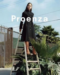 Proenza Schouler FW 16.17 Campaign by Zoe Ghertner / FASHION EDITORIALS TITRE…
