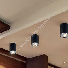 AZzardo Bross 1 BK/ALU - Mennyezeti lámpák