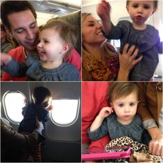 flying tips for a busy toddler
