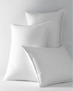 White Pillow Cases, White Pillows, White Bedding, Down Pillows, Bed Pillows, Pillow Covers, Bed Sheet Sets, Bed Sheets, White Bed Skirt