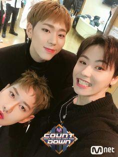 Zico, U-Kwon & B-Bomb   BLOCK B