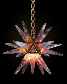 Amethyst star III lighting available at the shop Vossion & rock crystal star light - Google Search   Linden Lighting   Pinterest azcodes.com