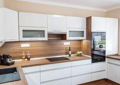 Küchen Design, Kitchen Cabinets, Home Decor, Restaining Kitchen Cabinets, Homemade Home Decor, Kitchen Base Cabinets, Interior Design, Home Interiors, Decoration Home