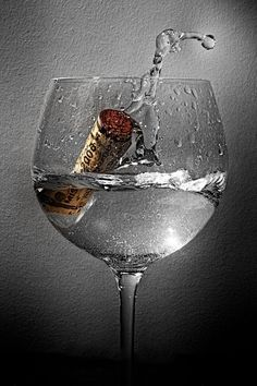 Wine Glass Splash Photography | Found on 500px.com