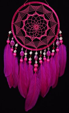 Dreamcatcher Pink Decor boho Dream Catcher pink Dreamcatcher Dream сatcher dreamcatchers boho dreamcatchers wall decor handmade pink gift        This amulet like Dreamcatcher - is not just a decoration of the interior. It is a powerful amulet, which is endowed with many properties:    - Dreamcatcher protects and ensures a healthy sleep to the owner;    Dreams - Catchers helps in practice lucid dreaming. It helps to recognize snovideschyamu himself in a dream, as well as protects from…