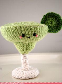 @Angela Gray Taylor   http://stuff.icanhascheezburger.com/2012/03/29/cute-kawaii-stuff-amigurumi-margarita/