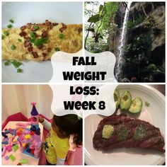 First Time Mom and Losing It: Fall Weight Loss: Week 8