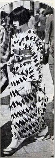 モガ(昭和戦前)