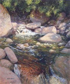 Artist David Renn   landscapes