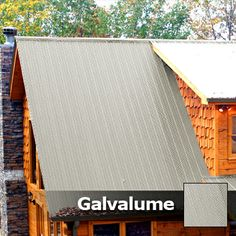 Best 12 Best Galvalume Plus Metal Roof Images Metal Roof 400 x 300