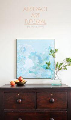 Abstract Art Tutorial