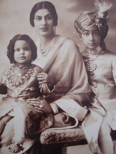 Rani Amrit Kaur was the only daughter of Maharaja Jagatjit Singh of Kapurthala by his third wife or possibly his fifth wife, Rani Prem Kaur (aka Anita Delgado). Amrit Kaur received her education in UK and France and was married to the Raja of Mandi in 1923. - ♥ Rhea Khan
