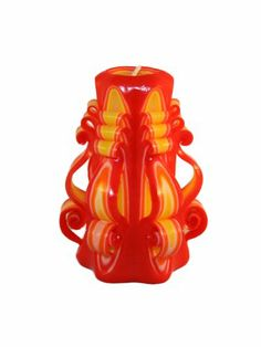 """Hand Carved Candle 4"""" Tall Carved Magic Candles,http://www.amazon.com/dp/B00H9HQMPE/ref=cm_sw_r_pi_dp_gGEntb0H6E5GYH9X"""